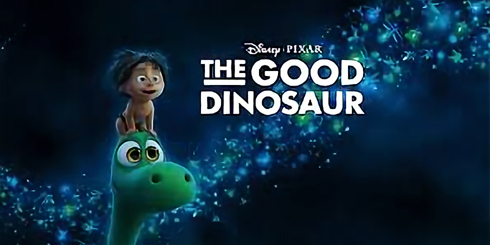 Family Movie Night Potluck ft The Good Dinosaur