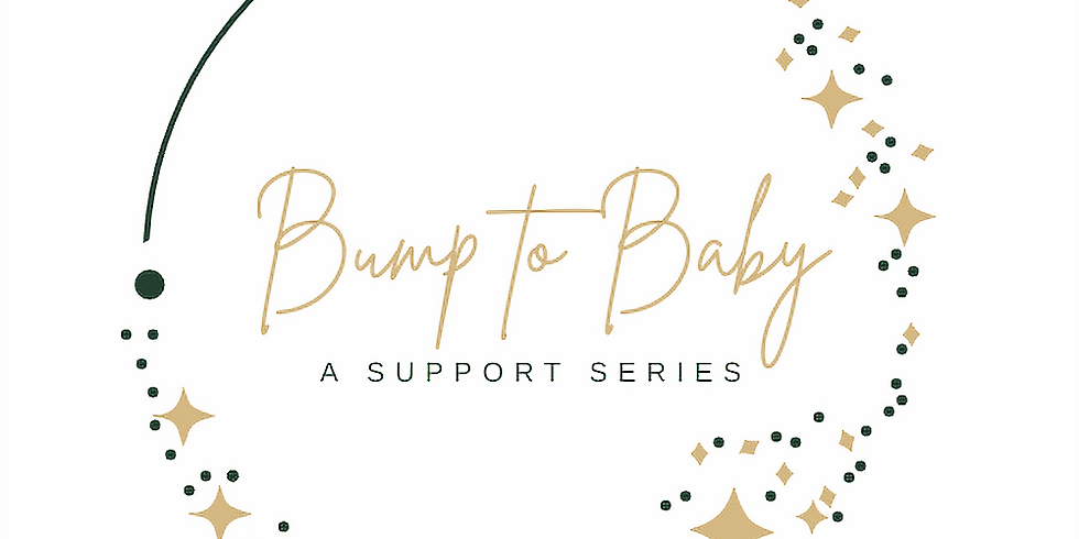 Bump to Baby : a support series (Week 3 : Pelvic Health)