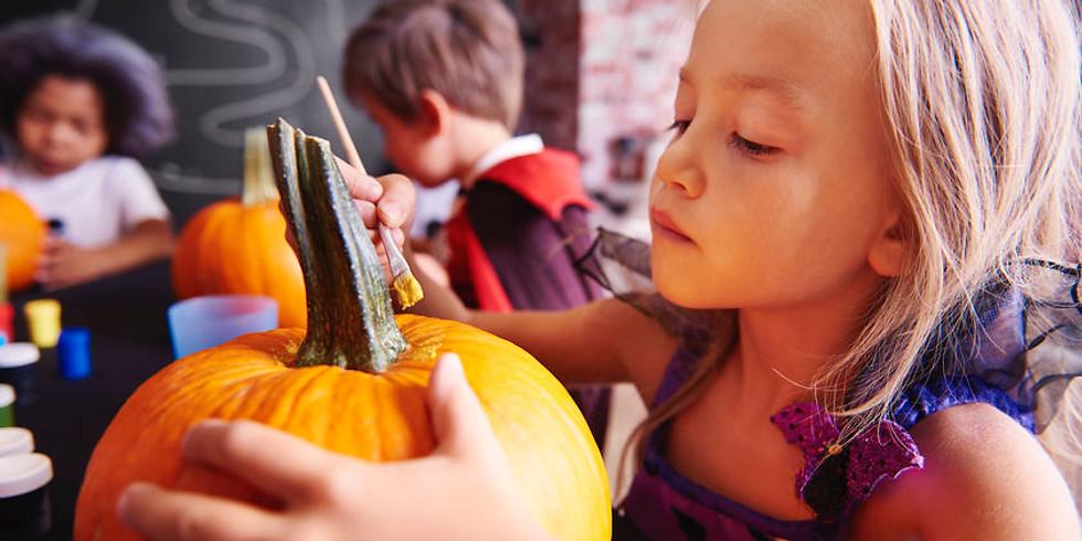 Pumpkin Decorating Fest in Mequon (Outdoor)