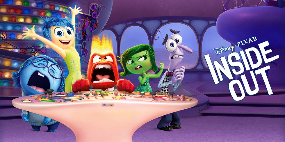 Family Movie Night Potluck ft Inside Out