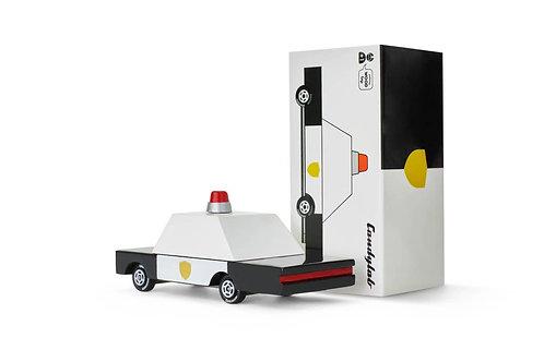 Police Car Candycar
