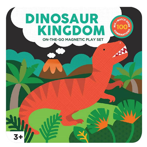 Magnetic Play Set : Dinosaurs