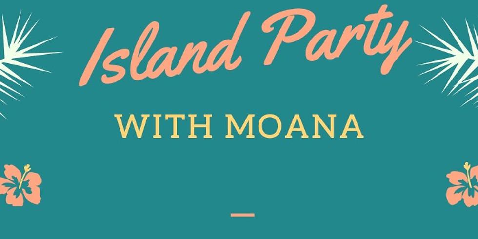 Moana Back to School Island Party (Shorewood)