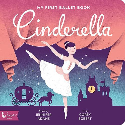Cinderella : a BabyLit Board Book