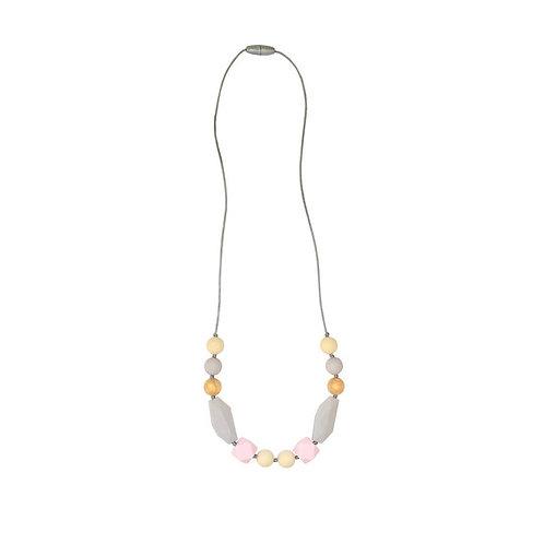 Pink Wren Petite Strand Teething Necklace
