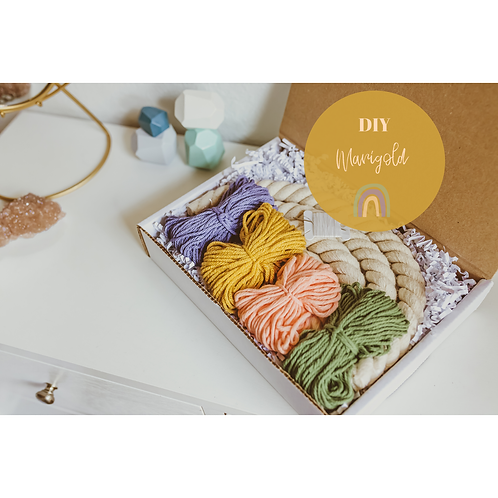 DIY Marigold Rainbow Kit
