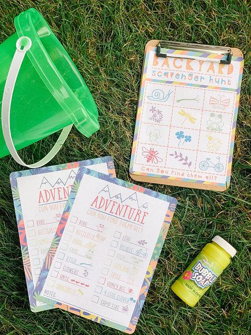 Nature Hunt Kit