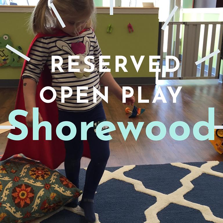 Shorewood Open Play