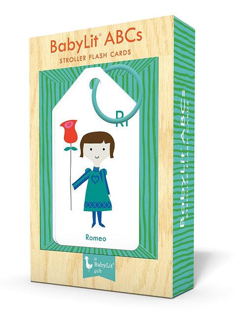 BabyLit ABC Stroller Flash Cards