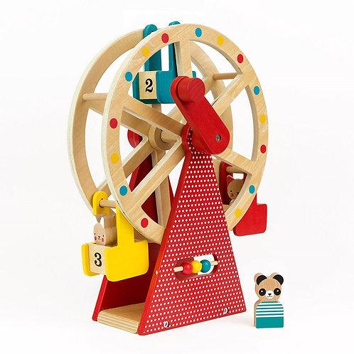 Wooden Ferris Wheel Play Set
