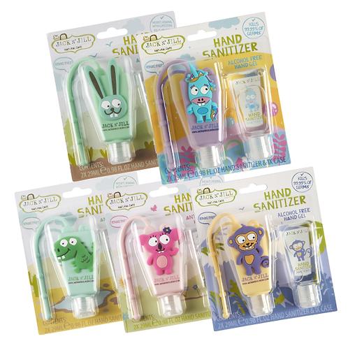 Hand Sanitizer Packs