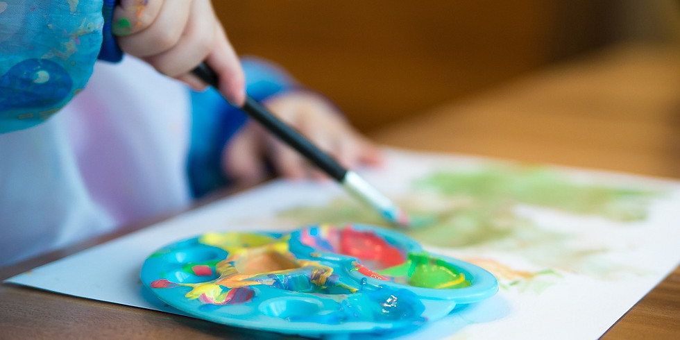 Create & Take Art Pop-Up