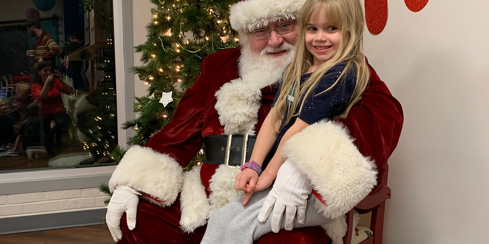Playtime with Santa!