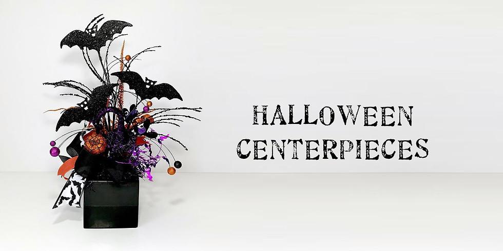 Halloween Centerpieces (Mequon)