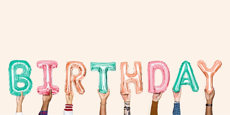 Happy Birthday Little Sprouts!