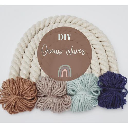 DIY Ocean Waves Rainbow Kit