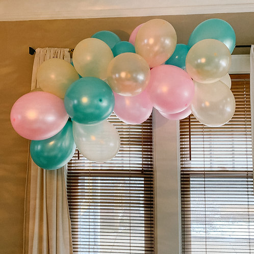 Balloon Garland (4ft)