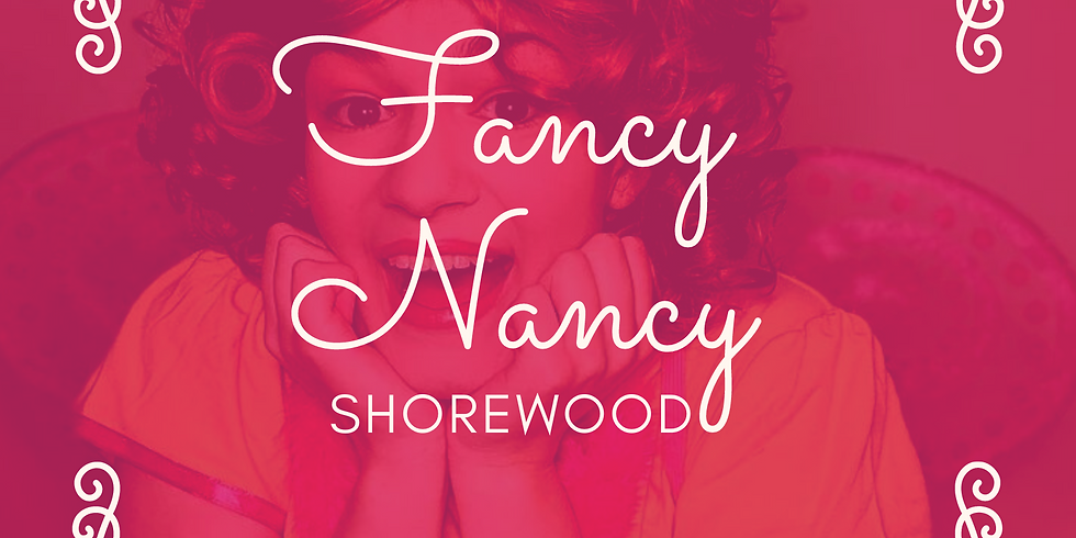 Fancy Playtime with Fancy Nancy (Shorewood)