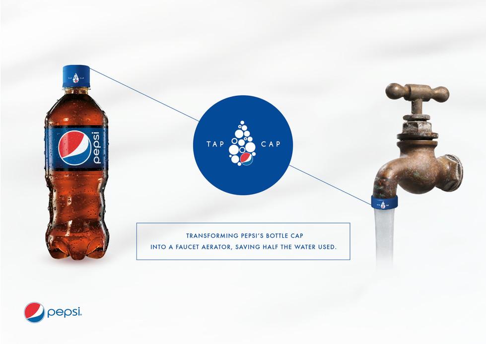 Turning a Pepsi cap into a faucet aerator