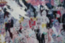 인디언영혼_89.4 x 130.3cm _oil on canvas _201