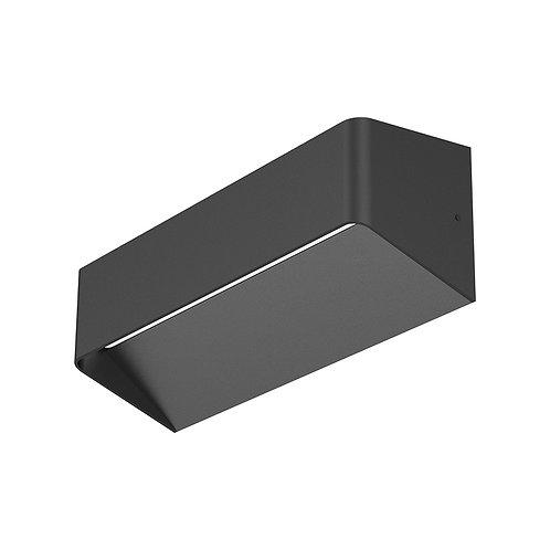 Black LED Wall Light (SE-WL16-1510-18W)
