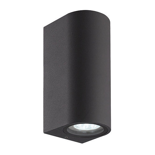 Black Up & Down LED Wall Light  (SE-ST5023)