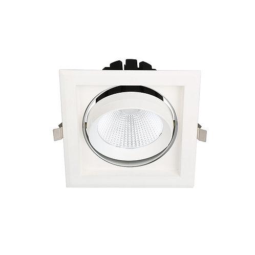 30W LED SQUARE SHOP LIGHT (CL99-30W-3K)