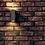 Thumbnail: Black LED Wall Light (SE-WL28-27W)
