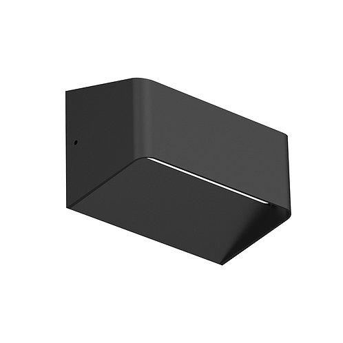 Black LED Wall Light (SE-WL16-1510-10W)