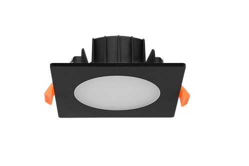 10W SMD SQUARE DOWNLIGHT (DL1365-BLK-TC)