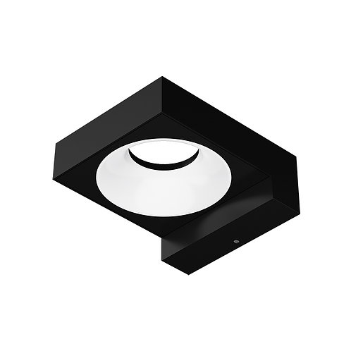 Black LED Wall Light (SE-WL08-8W)
