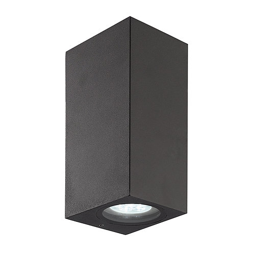 Black Up & Down LED Wall Light  (SE-ST5025)