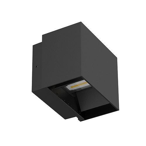 Black LED Wall Light (SE-WL20-10W)