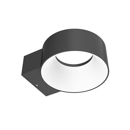 Black LED Wall Light (SE-WL07-8W)