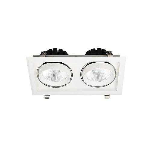 60W LED RECTANGLE SHOP LIGHT (CL99-60W-3K)