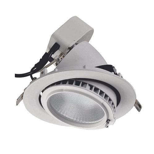 38W LED ROUND SHOP LIGHT (TC)