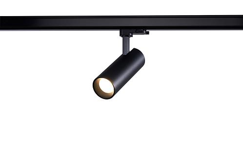 15W LED TRACK LIGHT (TH19-TC) - BLACK