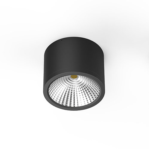 LED SURFACE MOUNT LIGHT (SE-DL38-15W-BLK)
