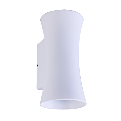 White Up & Down LED Wall Light (SE-2929)