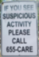 Suscipicous ActivitySign.jpg
