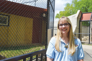 New Habitats for a New Century: A Conversation with Becky Dewitz, Director of the Roosevelt Park Zoo