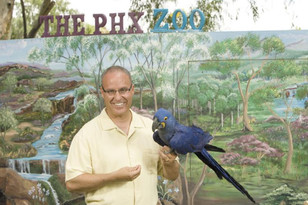 Arizona Center for Nature Conservation: A Conversation with Bert Castro, President/CEO of the Phoeni