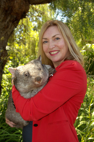 A Conversation with Elaine Bensted, CEO of Zoos South Australia