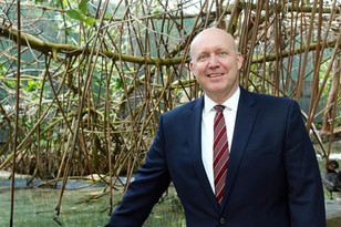A Conversation with Roger Germann, President/CEO of The Florida Aquarium