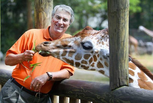Riverbanks: A Conversation with Satch Krantz, Retired Director of the Riverbanks Zoo