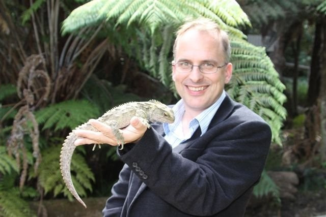 A Conversation with Jonathan Wilcken, Former Director of the Auckland Zoo