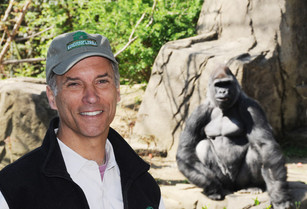 Serving the Community and Enriching the Gorillas at America's Greenest Zoo: An Interview with Th