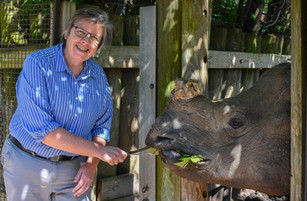 Becoming a Zoo CEO: A Conversation with Norah Fletchall, President and CEO of the Buffalo Zoo