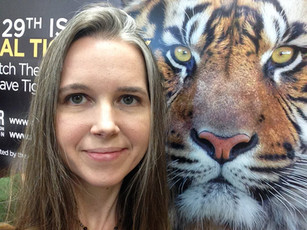 Saving Tigers: A Conversation with Dr. Tara Harris, Vice President for Conservation at the Minnesota