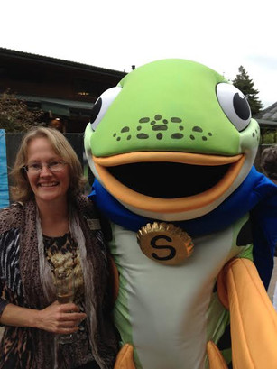Celebrating Watershed Heroes: A Conversation with Gretchen Ziegler, Director of the Sequoia Park Zoo